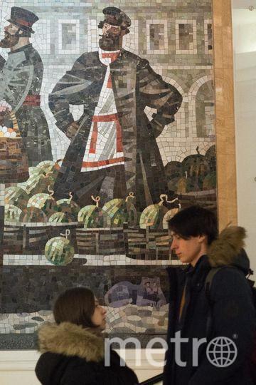 """Спасская. Фото Святослав Акимов, """"Metro"""""""