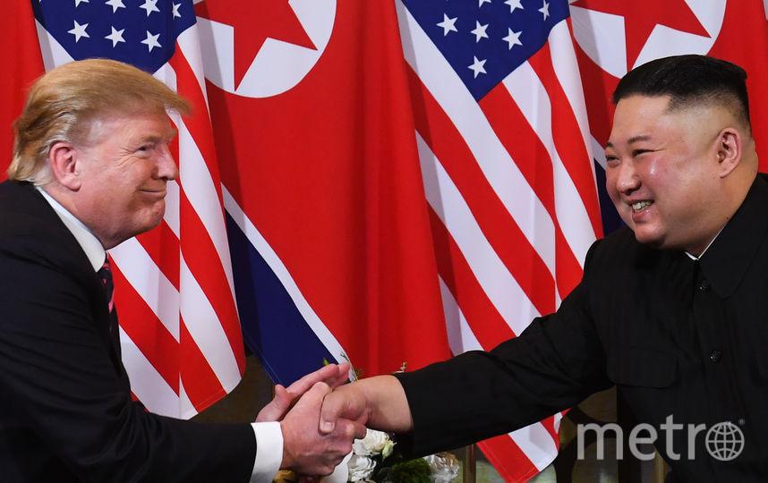 Переговоры завершились раньше запланированного. Фото AFP