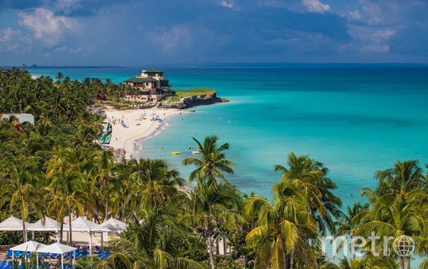 Пляж Варадеро, Куба. Фото Getty