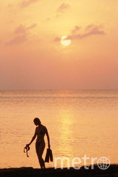 Пляж Севен Майл Бич, Каймовые острова. Фото Getty