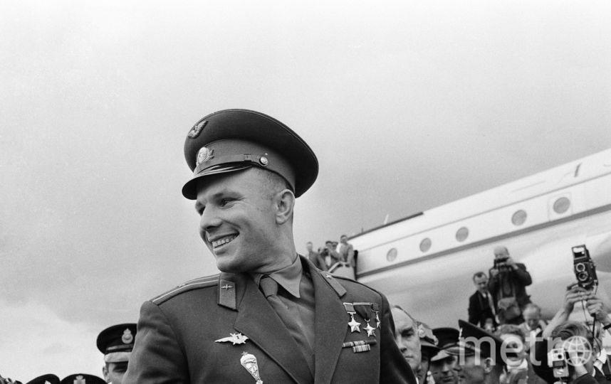 Советский космонавт Юрий Гагарин в апреле 1961 года. Фото Getty