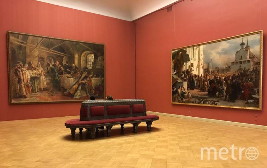 Русский музей. Фото vk.com/rusmuseum, vk.com