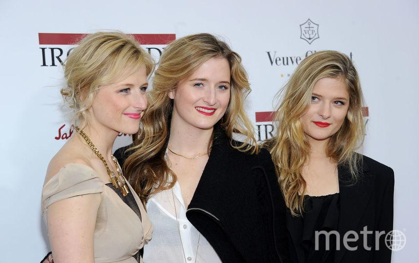 Сёстры Гаммер: Мэми, Грейс и Луиза. Фото Getty