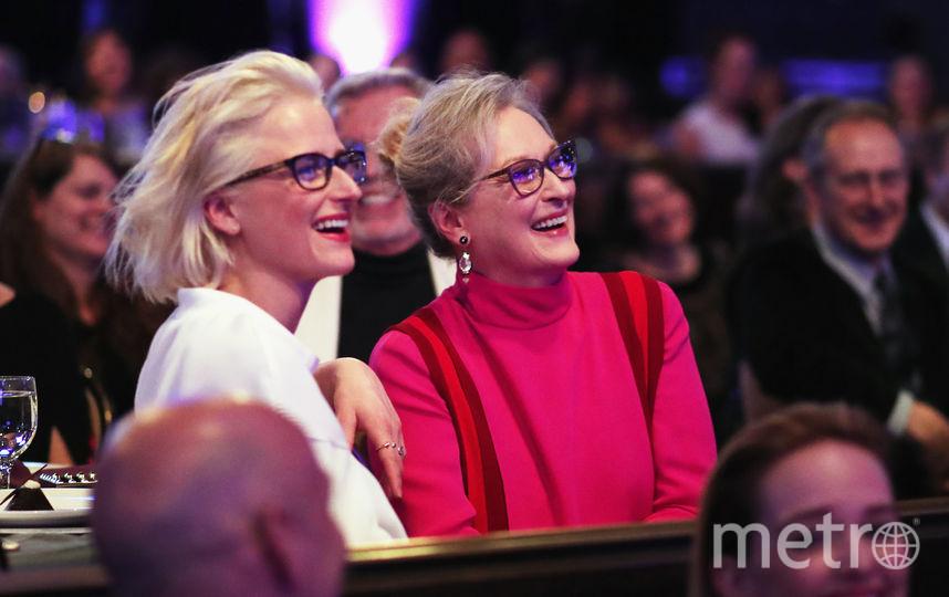 Мэми Гаммер со своей матерью Мэрил Стрип. Фото Getty