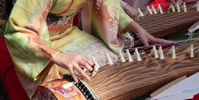 """Фестиваль японской культуры """"Сакура""""."""