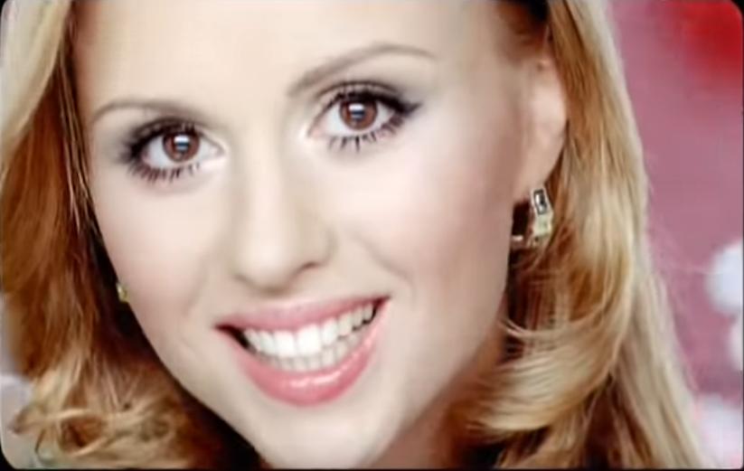 Анна Семенович в молодости. Фото Скриншот Youtube