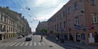 Иномарка сбила 89-летнего мужчину в Петроградском районе Петербурга