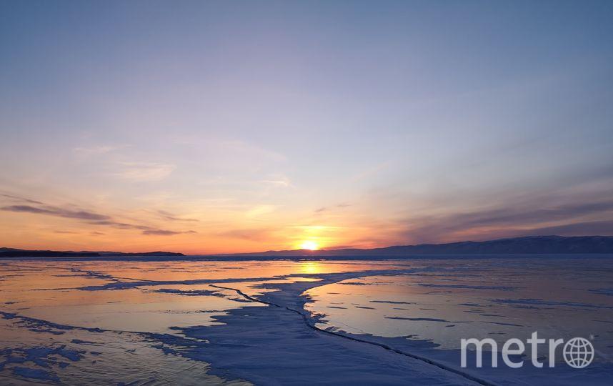 Байкал глазами Джины Йохансен. Фото Gina Johansen