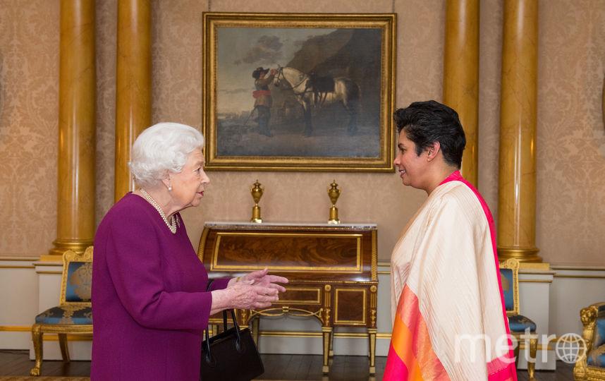 Елизавета II. Архив. Фото Getty
