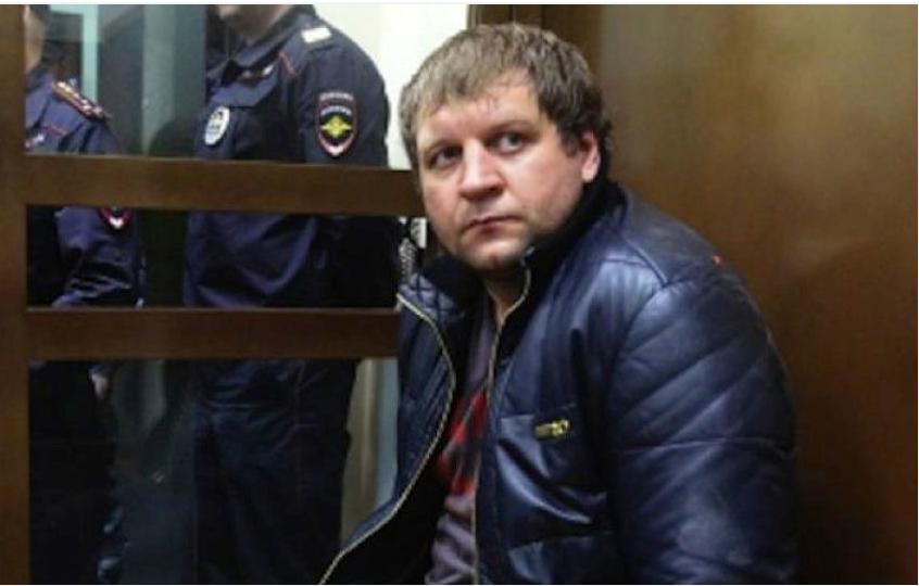 Александр Емельяненко, архив. Фото РИА Новости
