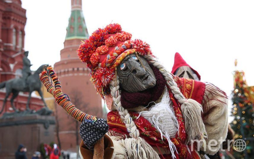 """Фестиваль """"Московская Масленица"""". Фото Кирилл Зыков, АГН Москва"""