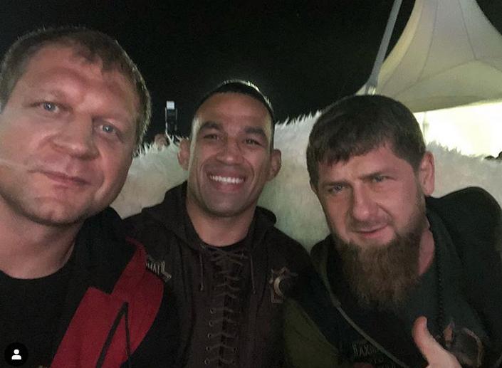 Александр Емельяненко, фотоархив. Фото скриншот https://www.instagram.com/alexemelyanenko/