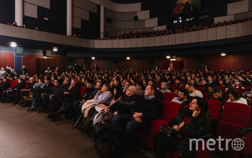 """Фестиваль """"Современное кино Китая"""" в Петербурге. Фото Предоставлено организаторами фестиваля."""