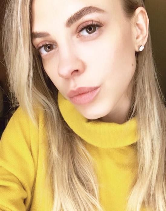 Надежда Сысоева, фотоархив. Фото скриншот https://www.instagram.com/inadenka/
