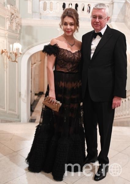 Божена Рынска и Игорь Малашенко. Архивное фото. Фото РИА Новости