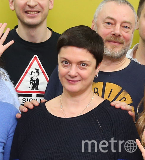 """Анна Сирота. Фото """"Metro"""""""