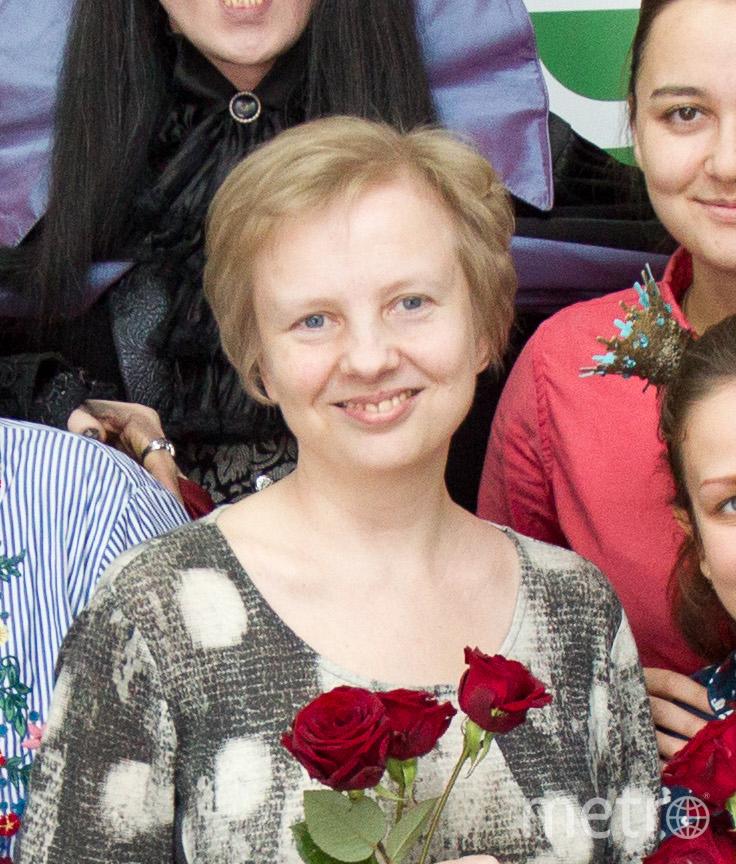 """Юлия Жуковская. Фото """"Metro"""""""