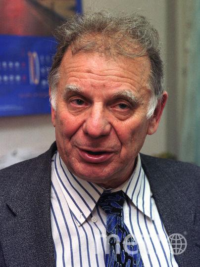 Жорес Алферов - единственный физик в России, который получил Нобелевскую премию. Фото Getty
