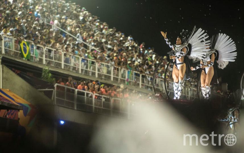 Карнавал в Рио-де-Жанейро. Фото Getty