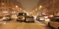 Гололед в Петербурге: за выходные в городе произошло более 1,3 тысячи ДТП