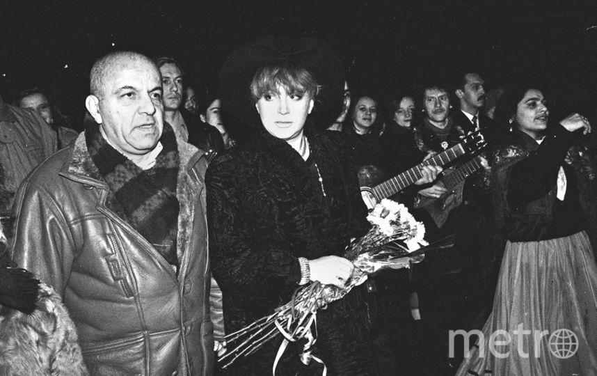 """Алла Пугачева. Фото архив, """"Metro"""""""