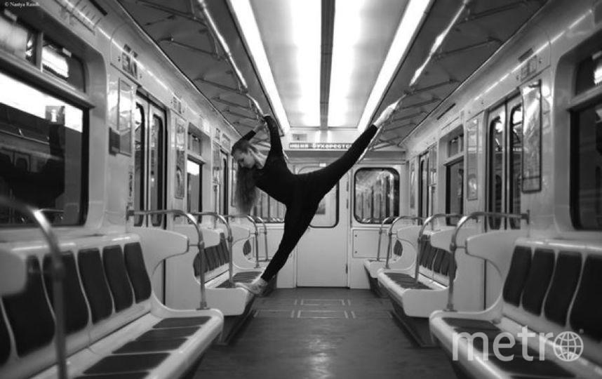 """Фотографии сделаны в Питерском метро. Фото Анастасия Михайлова, """"Metro"""""""