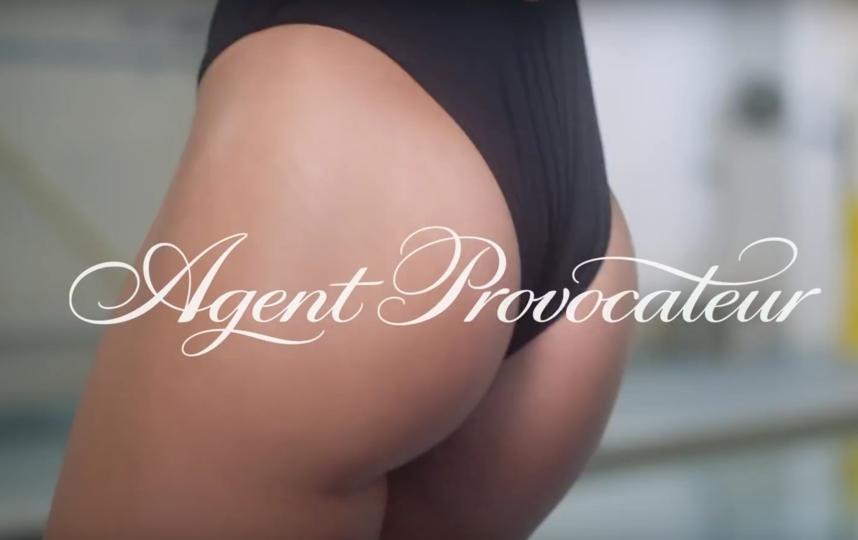 Agent Provocateur выпустил провокационный ролик. Фото Все - скриншот YouTube
