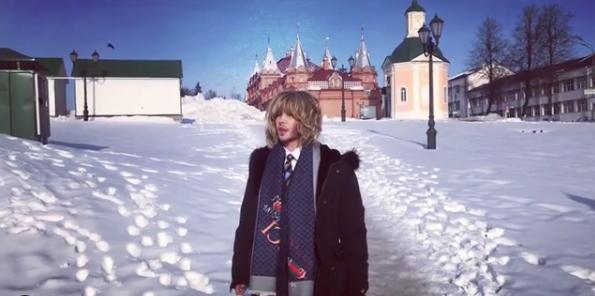 Сергей Зверев. Фото Скриншот instagram.com/zverevsuperstar/