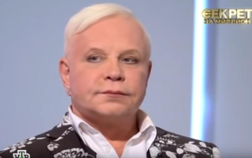 Борис Моисеев. Фото Скриншот Youtube