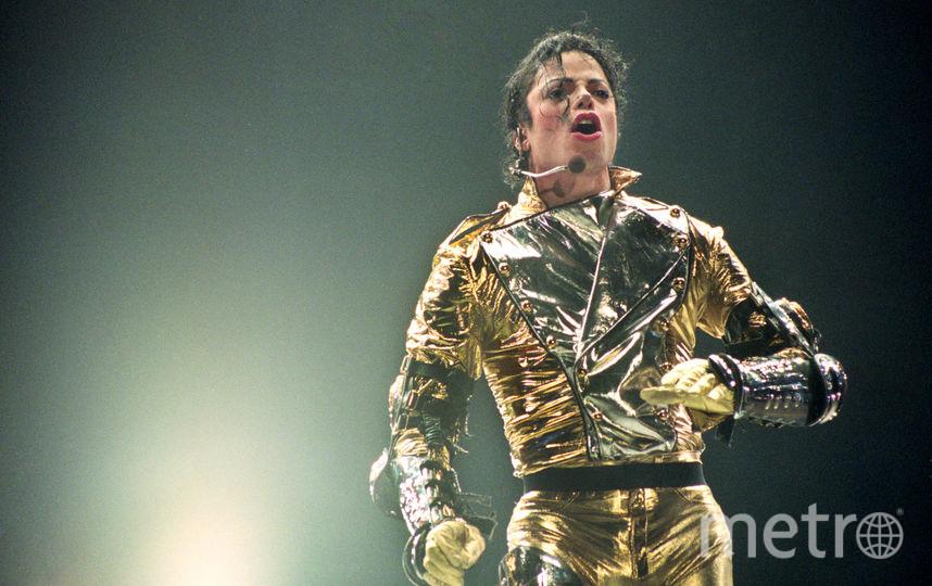 Майкл Джексон. Архивное фото. Фото Getty