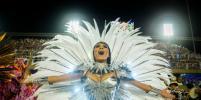 Самые горячие девушки карнавала в Рио-де-Жанейро: часть 2