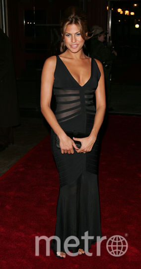 Ева Мендес. 2005 год. Фото архив, Getty