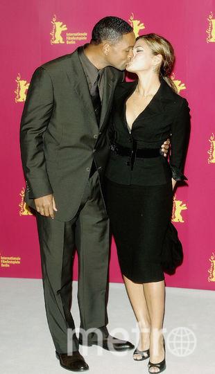 Ева Мендес и Уилл Смит. 2005 год. Фото Getty
