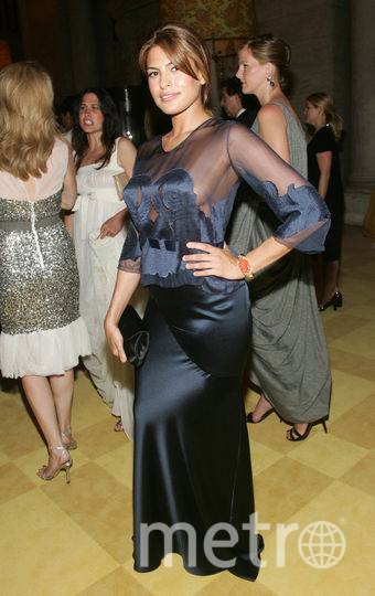 Ева Мендес. 2007 год. Фото архив, Getty