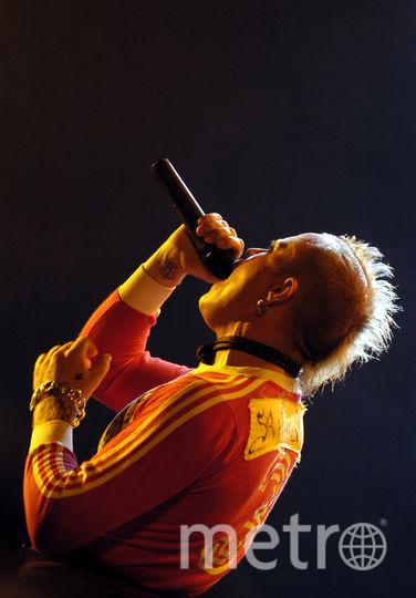 Кит Флинт. Фото Getty