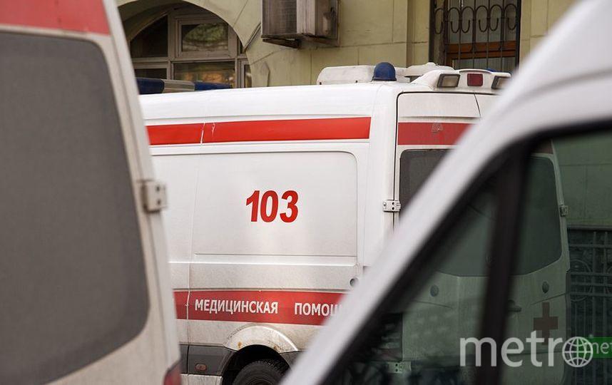 В больницу мужчина в итоге попал на скорой помощи после занятий йогой. Фото Василий Кузьмичёнок