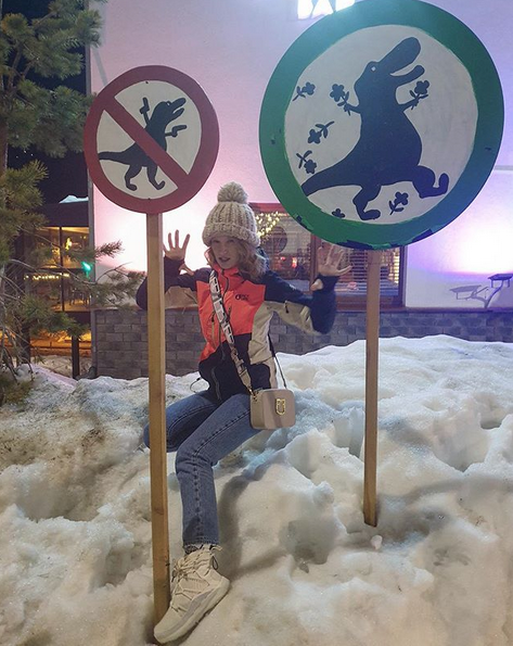 Елизавета Гырдымова (Монеточка). Фото Скриншот instagram.com/monetochkaliska/