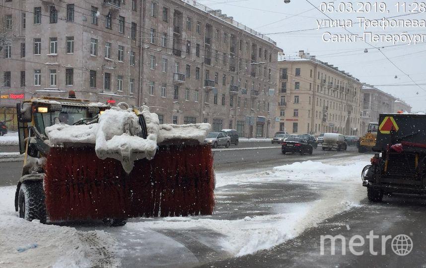 "Фото Комитета по благоустройству Санкт-Петербурга. Фото ""Metro"""
