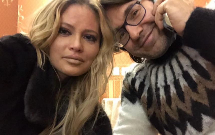 Дана Борисова. Фото Скриншот Instagram