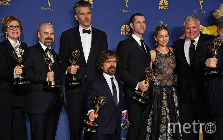 """Актёры """"Игры престолов"""". Фото Getty"""