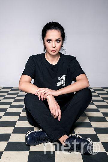 Стендап-комик Юлия Ахмедова. Фото Предоставлено пресс-службой артиста