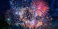 Компания Saliutas поделилась важной информацией о праздничных фейерверках