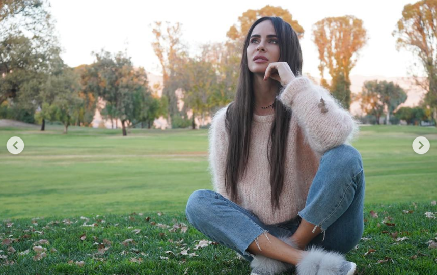 Саша Зверева. Фото Скриншот Instagram: @sashazvereva