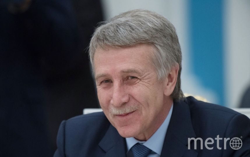 Леонид Михельсон, 32 строчка богатейших миллиардеров планеты по версии Forbes. Фото РИА Новости