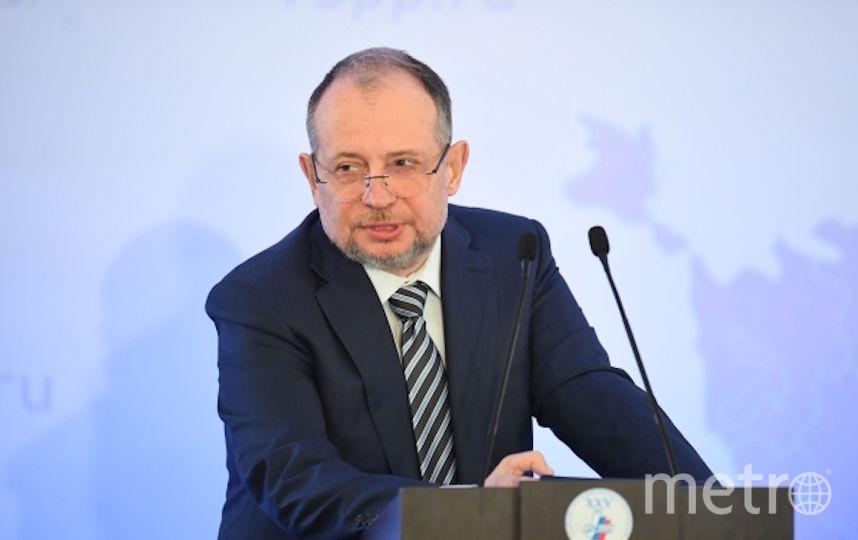 Владислав Лисин, 45-ое место в рейтинге самых могатых миллиардеров планеты по версии Forbes. Фото РИА Новости