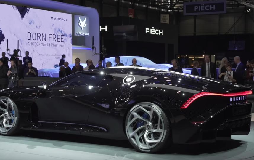 Стоимость модели составляет 11 миллионов евро. Фото Скриншот https://www.youtube.com/watch?v=whHwS5DoguU, Скриншот Youtube