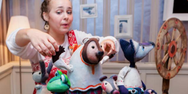 Гостей порадуют не только ярмарками и мастер-классами, но и кукольными спектаклями.
