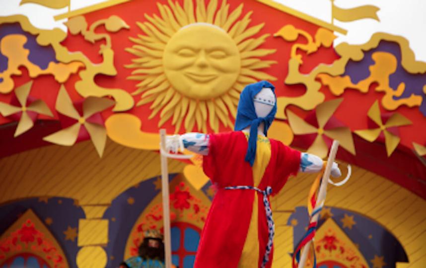 Гостей порадуют не только ярмарками и мастер-классами, но и кукольными спектаклями. Фото moscowseasons.com