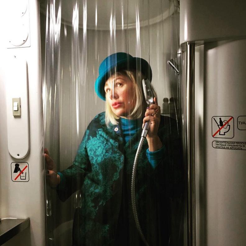 Ева Польна. Фото Скриншот Instagram: @polnaeva_official