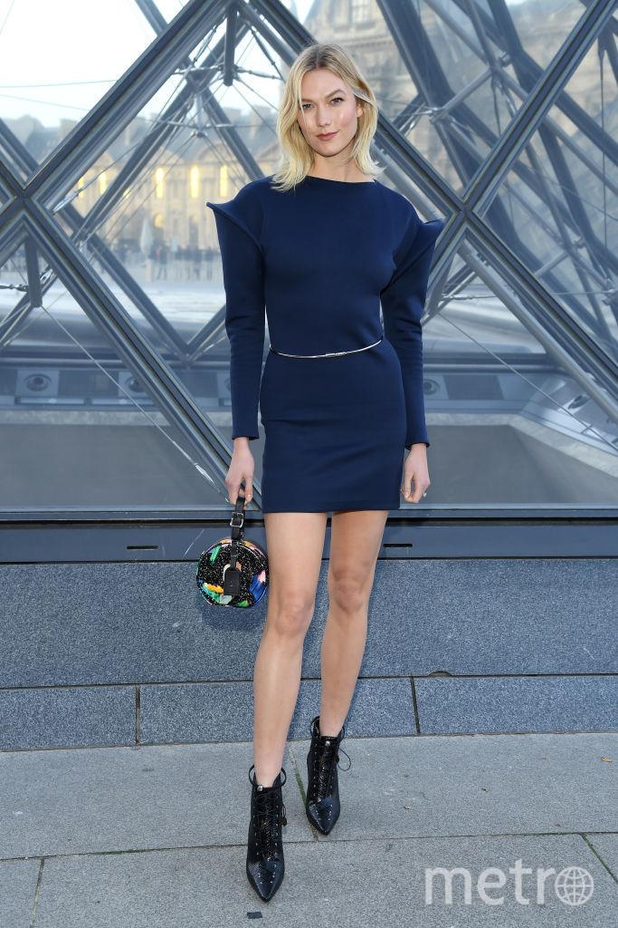 Супермодель Карли Клосс. Фото Getty